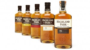 Degustation whisky highland park
