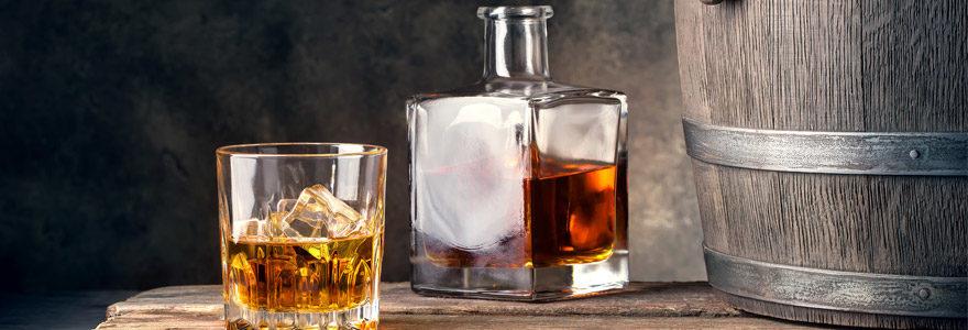 coffret whisky